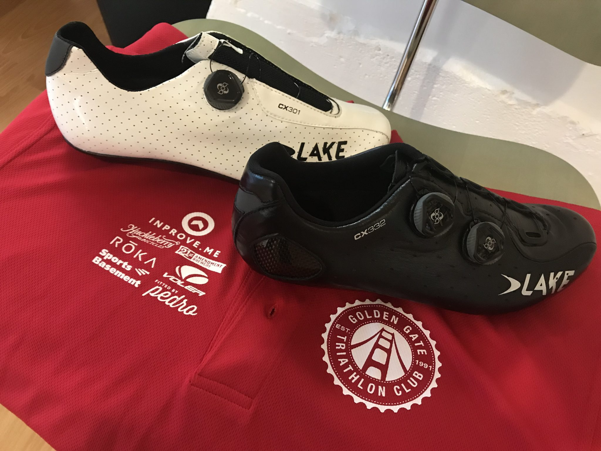 73e9787c7 Lake Cycling Shoes - Fitted By Pedro